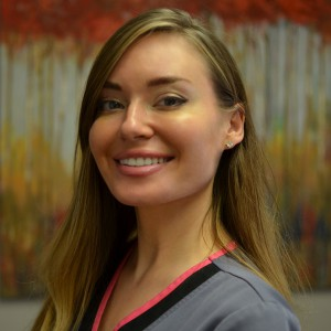 Megan Lamborn - Aesthetician