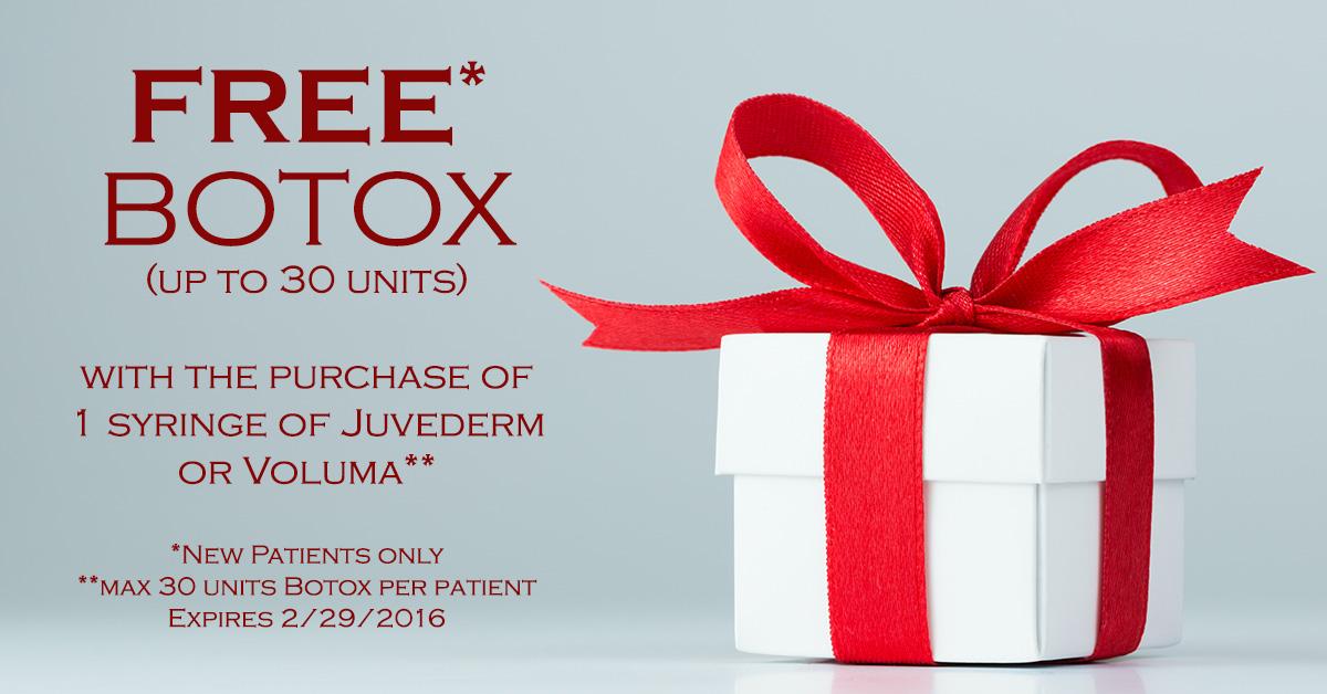 Free Botox Deals